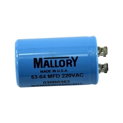 Motor Start Capacitor for Liftmaster Sears Craftsman 1/2 HP Door Opener 30B363. DISCONTINUED. 30B532 IS THE REPLACEMENT AND WILL BE SHIPPED.