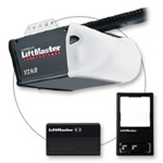 Liftmaster 3255 1/2 HP Chain Drive Garage Door Opener Power Head