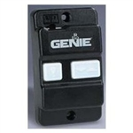 Genie 3 function garage door wall control button 34299R