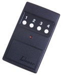 The DT3+1 4-channel Common Gate Access Transmitter is a hand-held four-channel transmitter with a three-channel section plus an individual one-channel section