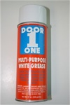 Door One White Multi-Purpose Garage Door Grease Lubricant