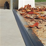 Garage Door Threshold 16' Kit Floor Weatherseal SS16