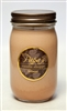 Driftwood soy candle graphic