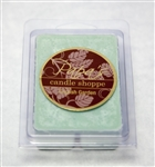 English Garden wax melts graphic