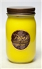 Lemon Chiffon Jelly Jar Soy Candle graphic