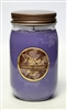 Moon Lake Musk Mason Jar Soy Candle graphic