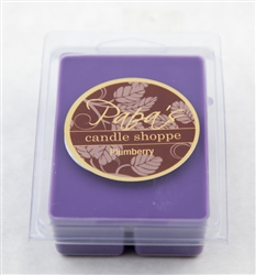 Plumberry wax melts graphic