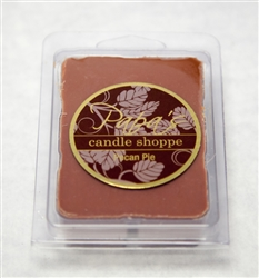 Pecan Pie wax melts graphic