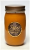 Pumpkin Soufflé Mason Jar Soy Candle graphic
