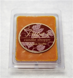 Pumpkin Soufflé wax melts graphic