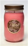 Rose Mason Jar Soy Candle graphic