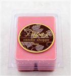 Rose wax melts graphic