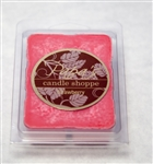 Strawberry wax melts graphic