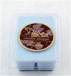 Sea Salt and Orchid wax melts graphic