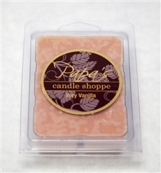 Very Vanilla wax melts graphic