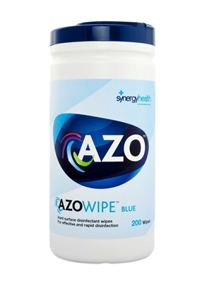AZO | 70% IPA | Wipe | Hygiene | First Aid Shop