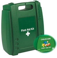 Childcare First Aid Kit - 1 to 10 Kids