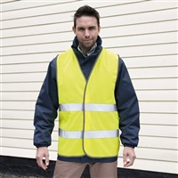 High Visibility vest basic Adult