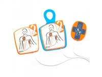 Cardiac Science Powerheart G5 Adult Defibrillation Pads with CPR Device