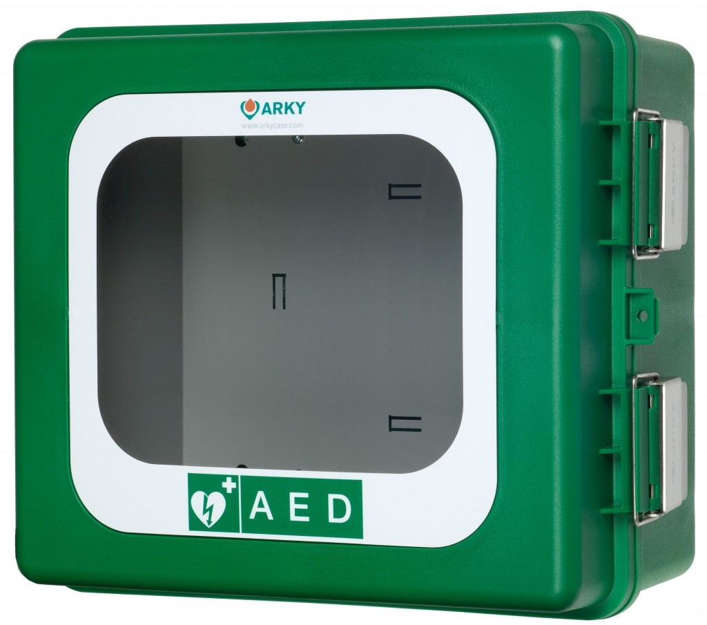 Defibrillator cabinet - Cabinet gref recouvrement ...