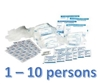 1-10 Person Kit Refill