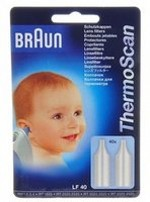 Braun Thermoscan Ear cap Filters - 40s