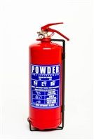 Fire Extinguisher - 2KG Dry Powder