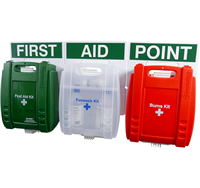 First Aid Point - Complete