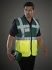 First Responder High Viz Vest with Pockets