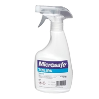 microsafe ipa spray 70%