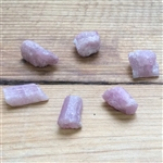 Pink Tourmaline set of 6