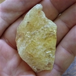 Yellow Danburite