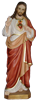 Sacred Heart of Jesus 44 inch resin statue