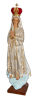 Our Lady of Fatima 48 inch stone resin statue