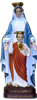 Virgin of the Sacred Heart 15 inch statue