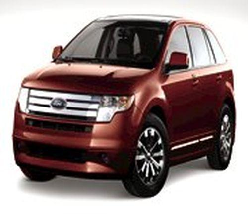 Ford Edge V  Pcs W O Hitch Sport Blue Vatzge