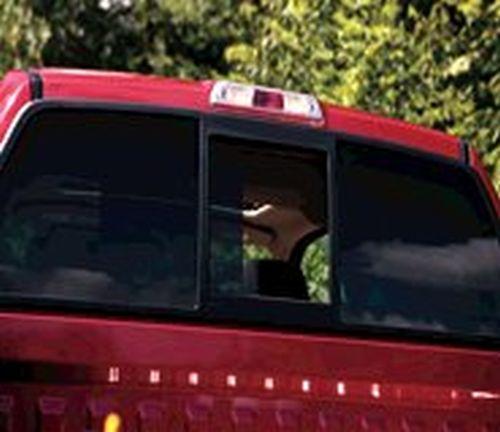 Ford F  Power Sliding Rear Window