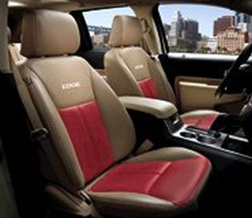 Enjoyable 2009 Ford Flex Katzkin Seat Covers Tuscany 1 Row A7Fcs Ibusinesslaw Wood Chair Design Ideas Ibusinesslaworg
