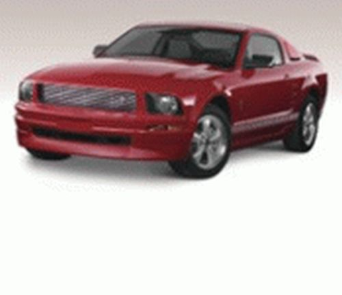 2007 Ford Mustang V6 5 Piece With 500 Spoiler