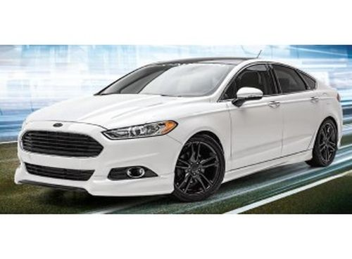 2015 Ford Fusion Body Kit 4 Piece Primed Vds7z 5420049 A