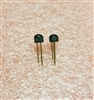 2N3565 Fairchild High Gain NPN Fuzz Silicon Transistor Gold