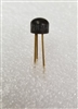 2N3646 NPN Silicon Transistor TO-106 Gold Leads