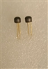 2N4403 NS NPN Amplifier Transistor TO-106 Gold Leads