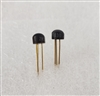 2N5130 NPN TRANSISTOR Fairchild Gold Leads TO-106 NOS