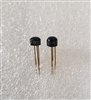2N5134 NPN TRANSISTOR Fairchild Gold Leads TO-106 NOS