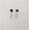 2N5139 PNP TRANSISTOR Fairchild Gold Leads TO-106 NOS