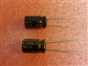 47uf 50v Nichicon UKZ MUSE Audio Grade Electrolytic Capacitor