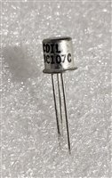 BC107C CDIL NPN High Gain Audio Transistor TO-18
