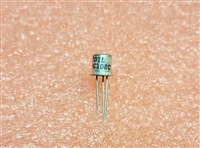 BC108C CDIL NPN High Gain Audio Transistor TO-18