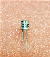 BC109C CDIL NPN High Gain Audio Transistor TO-18